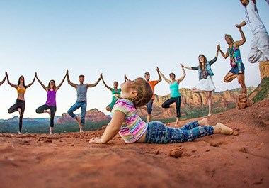 Yoga in Sedona
