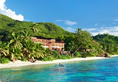 DoubleTree Resort & Spa by Hilton Hotel Seychelles