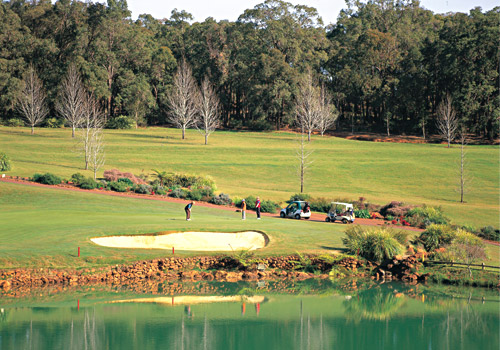 Araluen Golf and Country Club