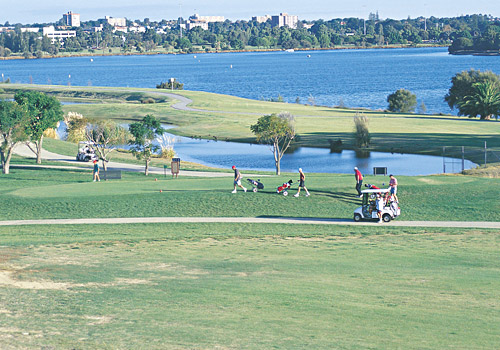 Burswood Golf Course