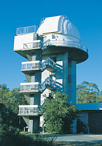 The Perth Observatory