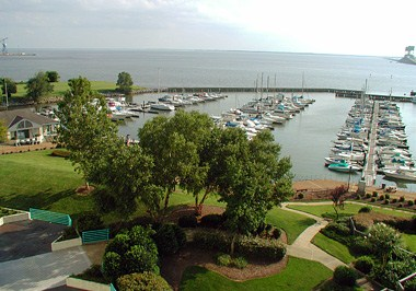 Leeward Marina