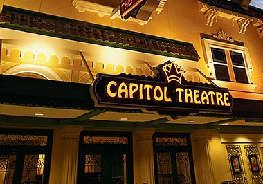 The Capitol Theatre, Downtown Clearwater