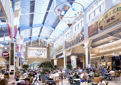 Coastal Grand Mall - Food Court