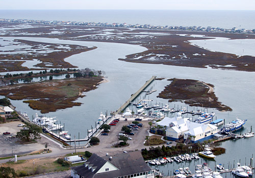 Murrells Inlet (Seafood Capitol of South Carolina)