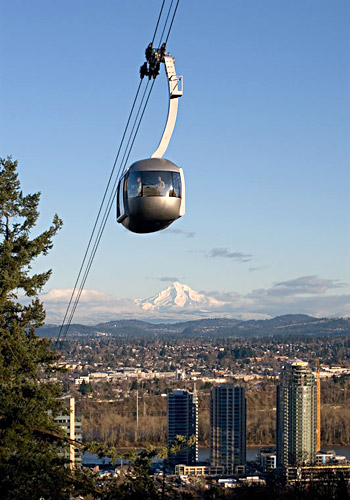 Portland Aerial Tram
