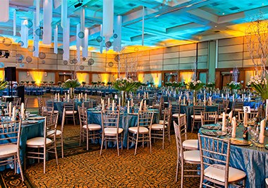 Convention Center Banquet Room