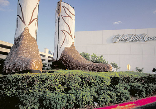 North Star Mall Cowboy Boots 