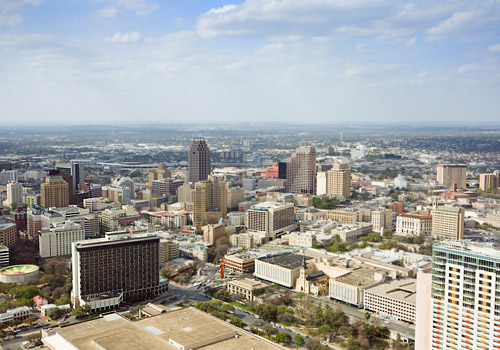San Antonio Skyline