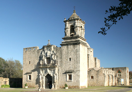 Mission San Jos y San Miguel de Aguayo