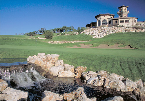 Palmer Course at La Cantera Golf Club