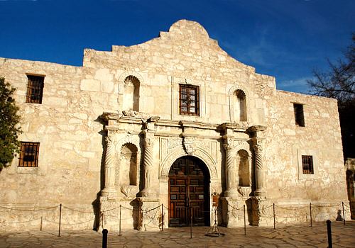 Alamo Mission