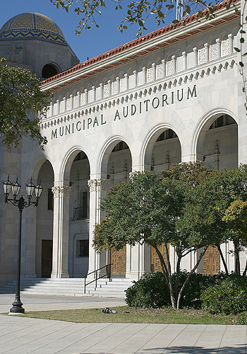San Antonio Municipal Auditorium