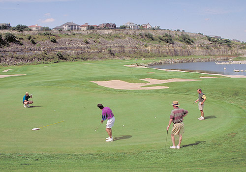 Quarry Golf Course 