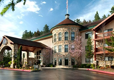 Hilton Santa Cruz Scotts Valley