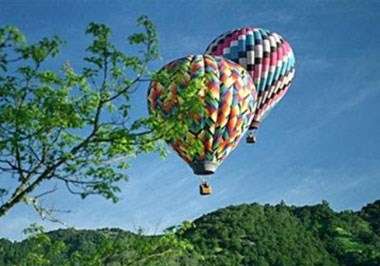 Hot Air Baloon Rides
