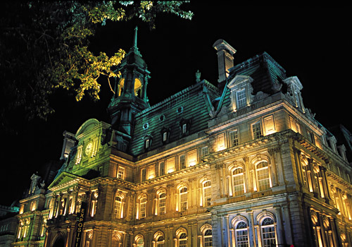 Montreal City Hall