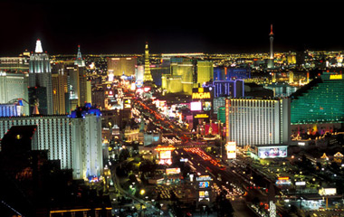Las Vegas Strip, NV