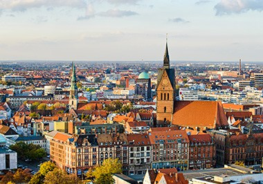 Hannover Cityscape