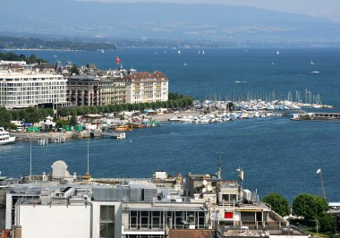 Geneva Harbour