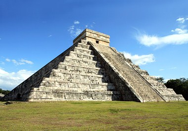 Chichen Itza and the Temple of Kukulcan