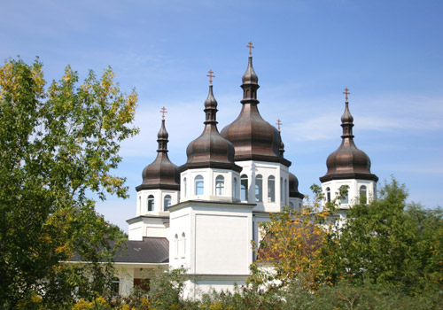 Saint Katherine Church