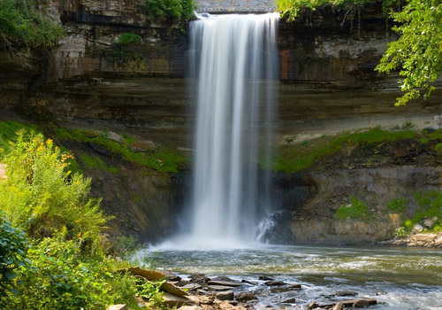 Minnehaha Falls