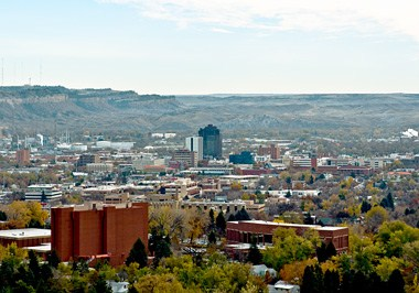 Billings Cityscape