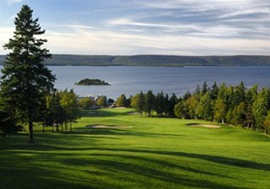 Dundee Golf Resort on Cape Breton Island