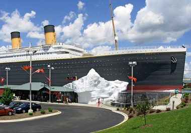 Titanic Museum Branson