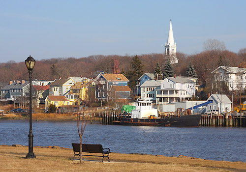New Haven Waterfront Homes