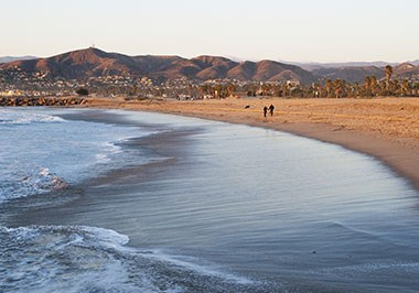 Ventura Harbor Beach