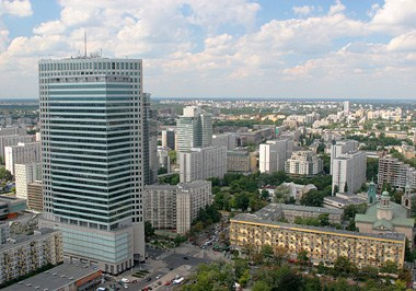 Warsaw Cityscape