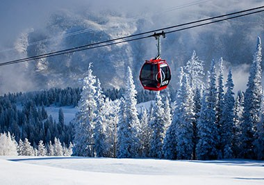 Silver Queen Gondola - Aspen Mountain