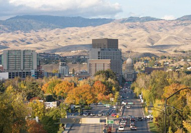 Downtown Boise