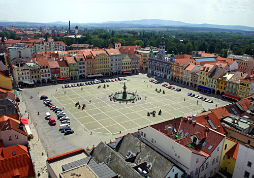 Premysl Otakar II Square