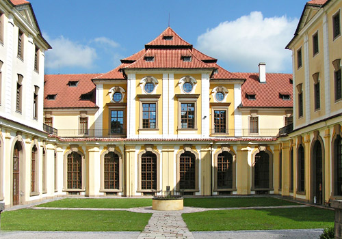 Zbraslav Chateau