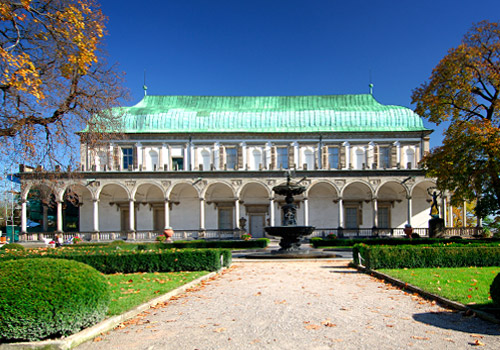 Belvedere, the Royal Summer Palace
