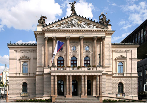Prague State Opera