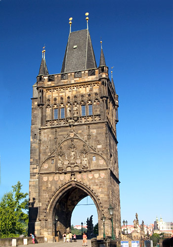 Old Town Bridge Tower