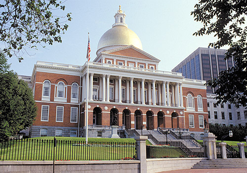 New State House Boston