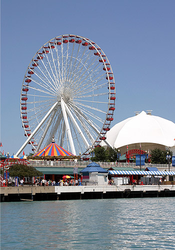 Navy Pier Ferris Wheel