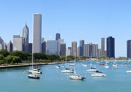 Chicago Water Front