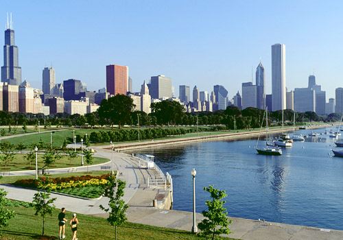 Lincoln Park Lake Front