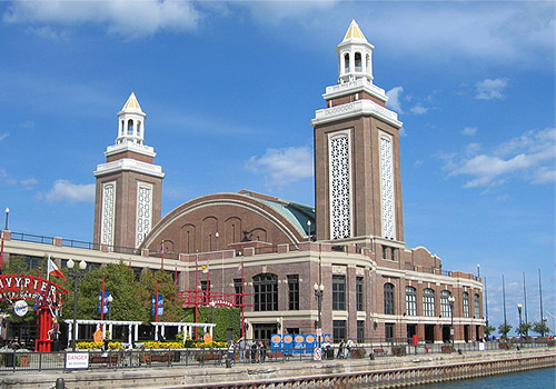 Dance Hall at Navy Pier