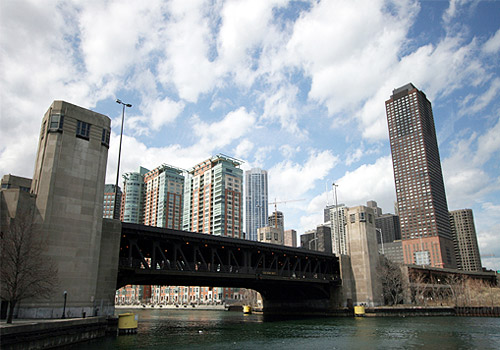 Lake Shore Drive Bridge