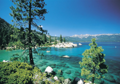 Sand Harbor