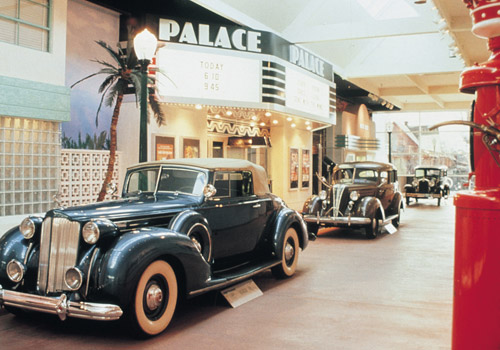 National Automobile Museum, Reno
