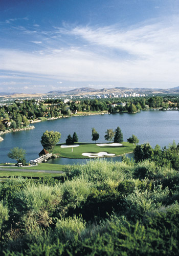 Lakeridge Golf Course, Reno