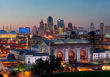 Union Station Skyline